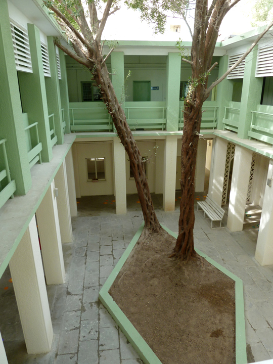 Courtyard, Msheireb Arts Centre
