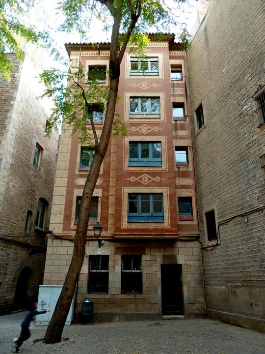 Plaça de Sant Felip Neri, Barcelona