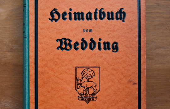 Front cover of Heimatbuch com Wedding