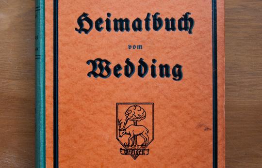 Front cover of Heimatbuch com Wedding