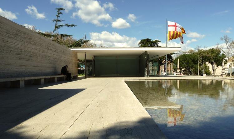 Spanish Pavilion (1929), Mies van der Rohe, Barcelona
