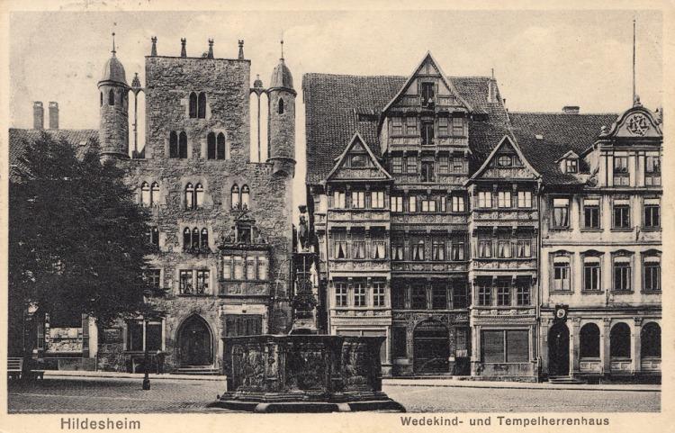 Wedekind-Tempelherrenhaus